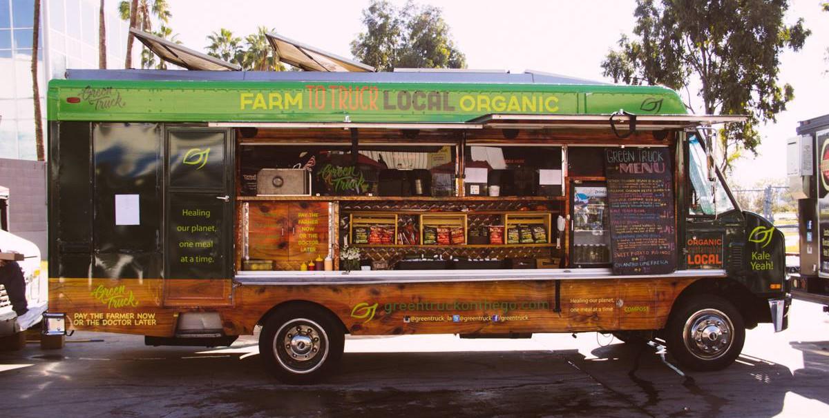 Green Truck LA