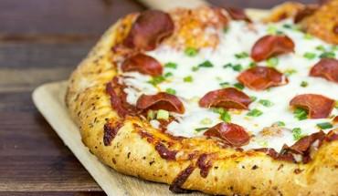 brown ale pizza dough