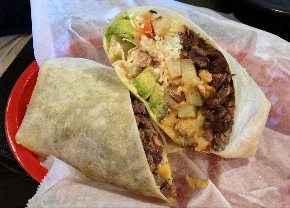 PetCo Park - California Burrito