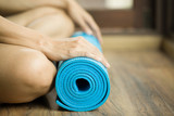 I do yoga 2-3 times a week.