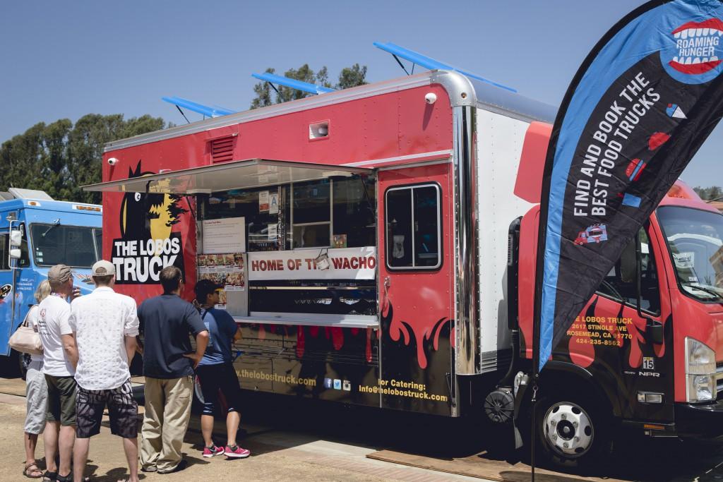 Lobos Truck - Public Event Catering