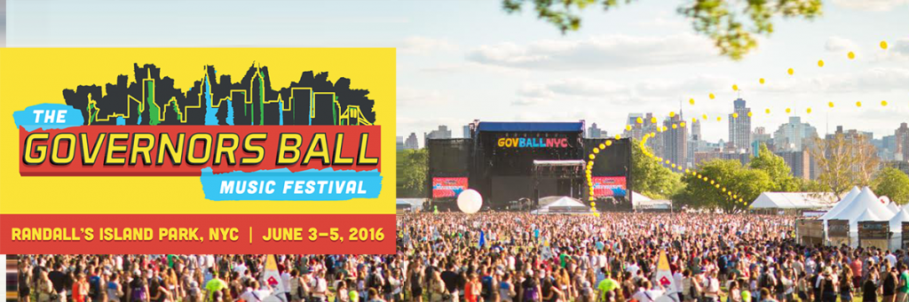 June Events - Governors Ball