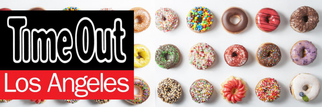 June Events - TimeOut LA Donut Party