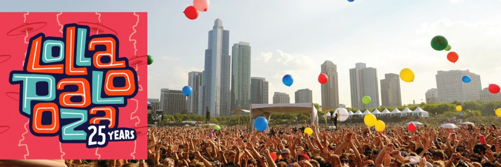 July Events Lollapalooza