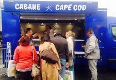 Cabane de cape cod food truck