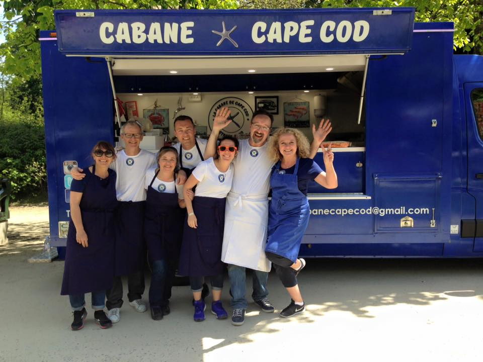cabana cape cod parisian food truck