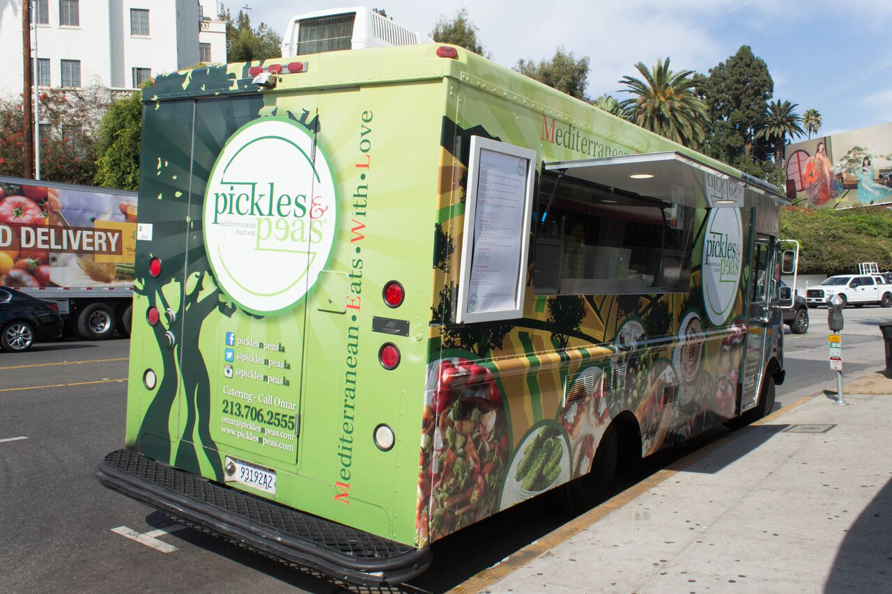 Pickles And Peas Food Truck