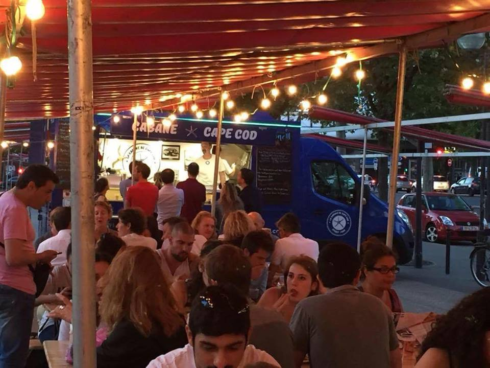 Fresh seafood finds with cabane de cape cod food truck for Cape cod fish market