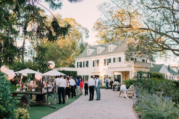 Mccormick Home Ranch Is A Perfect Venue For Food Truck Wedding