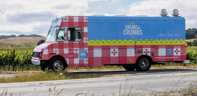 drums and crumbs food truck loan with kiva