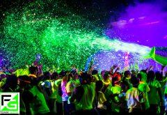 foam glow hawaii