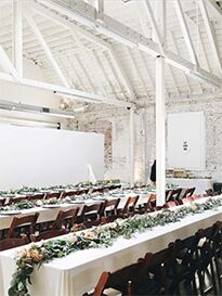 Industrial Chic Los Angeles Wedding Venue 1