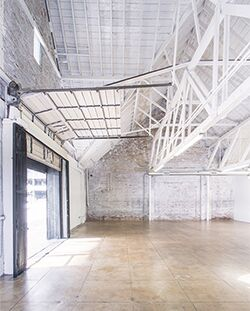 Industrial Chic Los Angeles Wedding Venue 4