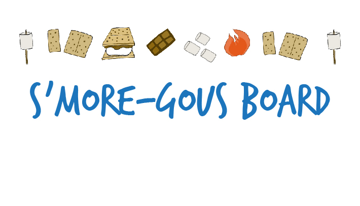 Roaming Hunger S'more-gous Board