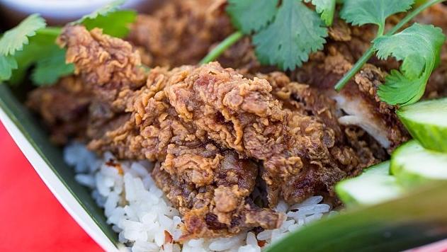 Chilantro - Thai Chicken