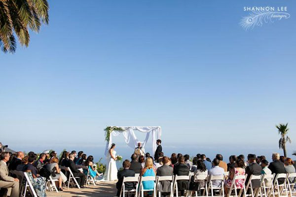 rancho del sol is a great place for a food truck wedding
