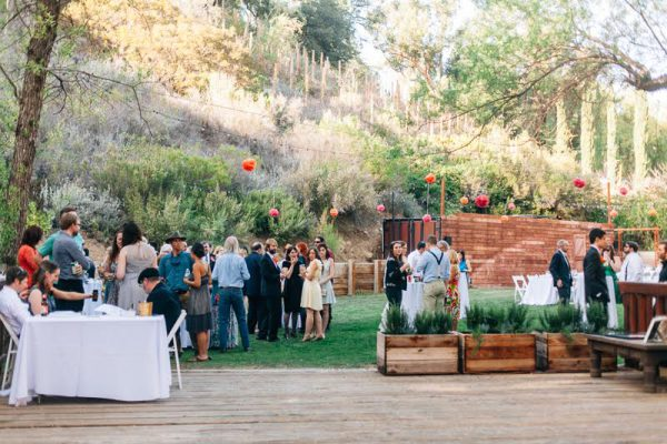 The 1909 is a great place for a food truck wedding