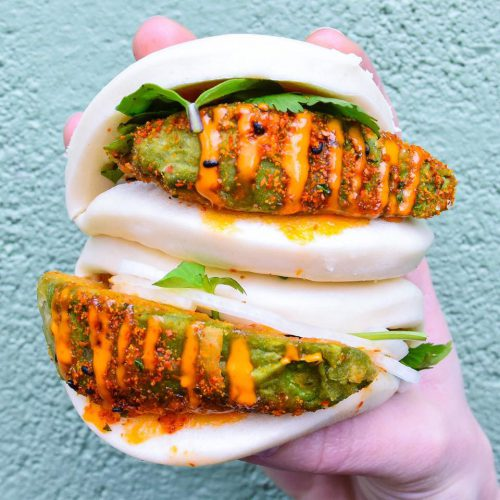 Avocado Buns from East Side King