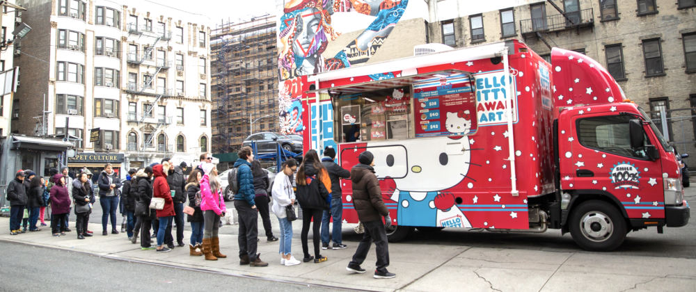 food truck promotions